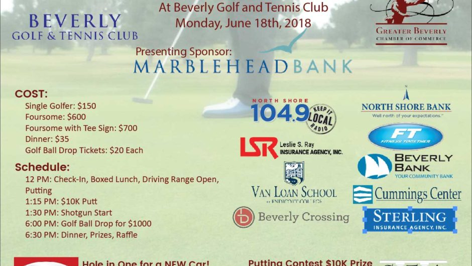The 2018 GBCC 28th Annual Best Ball Tournament – June 18 2018